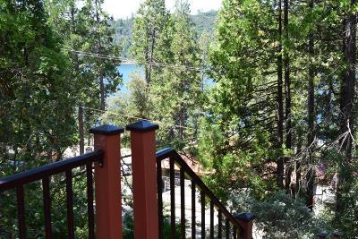 Bass Lake Single Family Home For Sale: 53687 Oak