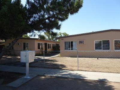 Clovis, Fresno, Sanger Multi Family Home For Sale: 809 S Maple Avenue