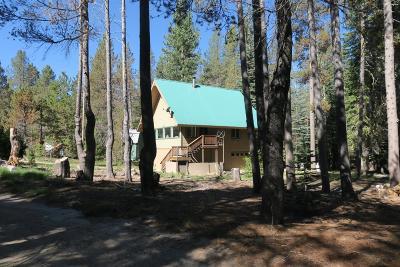 Bass Lake Single Family Home For Sale: 58744 Shuteye Road