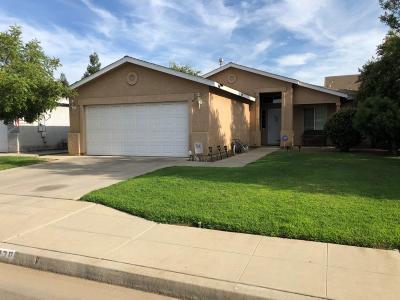 Clovis Single Family Home For Sale: 2778 Santa Ana Avenue