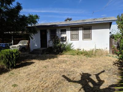 Madera Single Family Home For Sale: 120 Park Street
