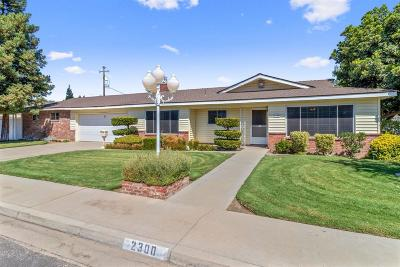 Kingsburg CA Single Family Home For Sale: $369,000