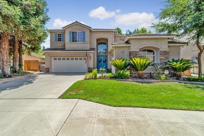 Clovis Single Family Home For Sale: 2466 Moody Avenue
