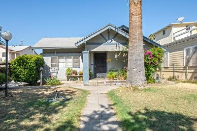 Clovis, Fresno, Sanger Multi Family Home For Sale: 355 N Calaveras Street