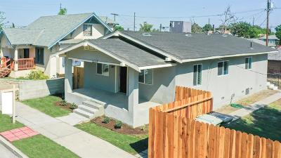 Selma CA Single Family Home For Sale: $224,900