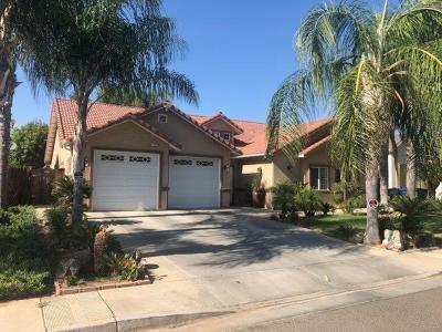 Dinuba Single Family Home For Sale: 1813 E Lauren Avenue