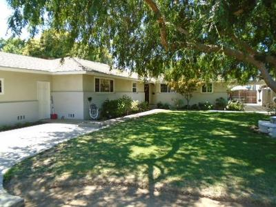 Fresno Single Family Home For Sale: 116 E Griffith Way