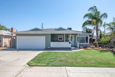 Fresno Single Family Home For Sale: 2332 E Pico Avenue