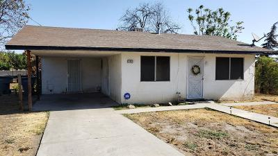 Fresno Single Family Home For Sale: 252 W Dunn Avenue