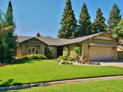 Visalia Condo/Townhouse For Sale: 5607 W Sweet Drive