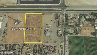 Fresno Residential Lots & Land For Sale: Central Avenue
