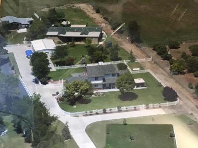 Sanger Single Family Home For Sale: 14584 E Shaw Avenue