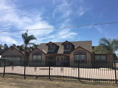 Madera Single Family Home For Sale: 25108 Avenue 17 3/4