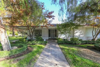 Fresno Single Family Home For Sale: 4834 N Maroa Avenue