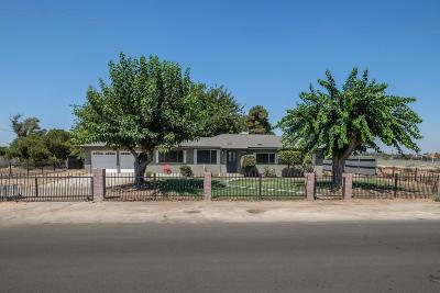 Fresno Single Family Home For Sale: 6857 S Cherry Avenue