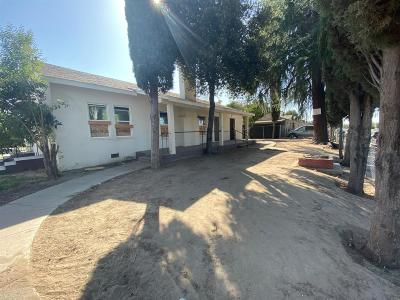 Clovis, Fresno, Sanger Multi Family Home For Sale: 3462 E Olive Avenue