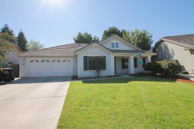 Visalia Single Family Home For Sale: 3625 S Pride Court