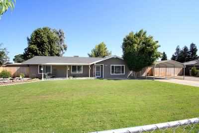 Madera Single Family Home For Sale: 36041 Cloverleaf Avenue