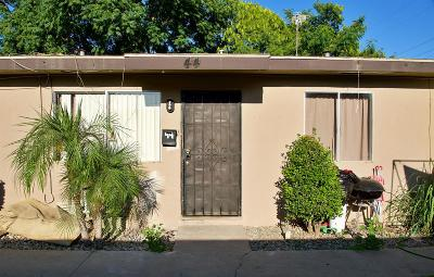 Clovis, Fresno, Sanger Multi Family Home For Sale: 42 E Dakota Avenue