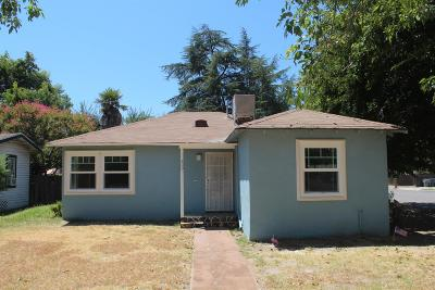 Madera Single Family Home For Sale: 400 S J Street