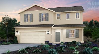 Fresno Single Family Home For Sale: 7181 N Shiraz Avenue #01