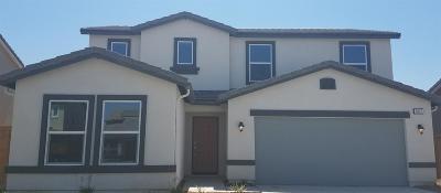 Sanger Single Family Home For Sale: 547 9th Street #113