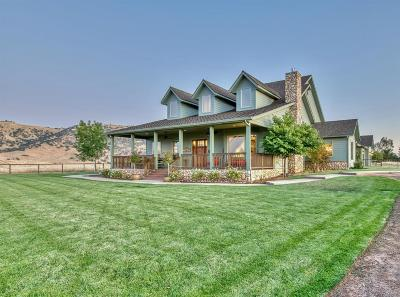 Sanger Single Family Home For Sale: 1920 N Piedra Road