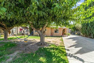 Selma Single Family Home For Sale: 2838 A Street