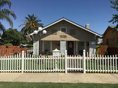 Sanger Single Family Home For Sale: 510 O Street