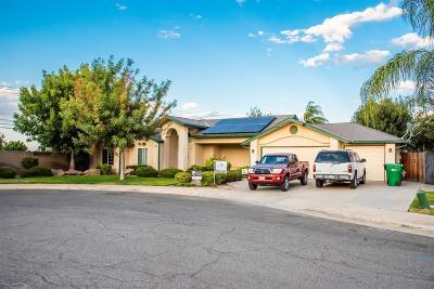 Selma Single Family Home For Sale: 3828 Van Horn Street