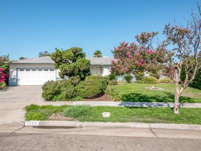 Single Family Home For Sale: 6557 N 4th Street