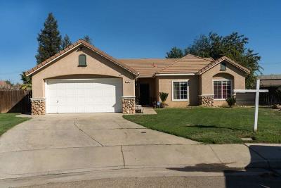Selma Single Family Home For Sale: 3159 Joy Court