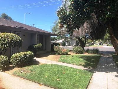 Fresno Condo/Townhouse For Sale: 4814 E Rialto Avenue