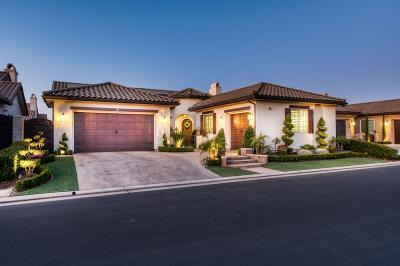 Fresno Single Family Home For Sale: 1860 E Buena Salud Way