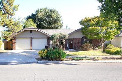 Fresno Single Family Home For Sale: 604 E Mesa Avenue