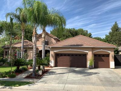 Clovis Single Family Home For Sale: 2853 Quincy Avenue