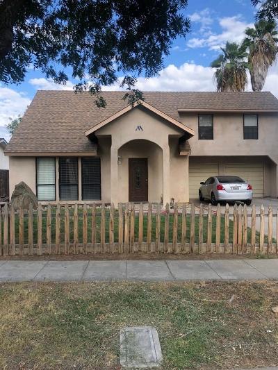 Fresno Single Family Home For Sale: 4094 N Cecelia Avenue