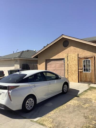 Fresno Single Family Home For Sale: 1381 E California Avenue