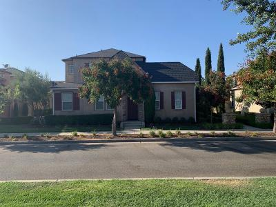 Clovis Single Family Home For Sale: 4011 Harlan Ranch Boulevard