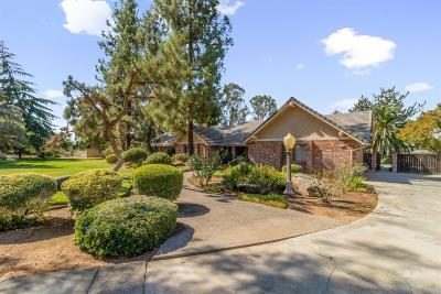 Clovis Single Family Home For Sale: 11186 E Bullard Avenue