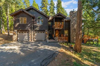 Shaver Lake CA Single Family Home For Sale: $950,000