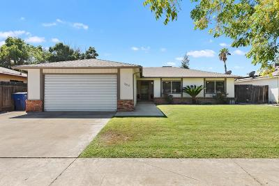 Fresno Single Family Home For Sale: 5852 E Dakota Avenue
