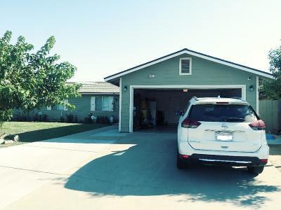 Sanger Single Family Home For Sale: 869 Tamarack Avenue