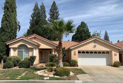 Fresno Single Family Home For Sale: 5570 W Los Altos Avenue