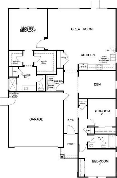 Fresno CA Single Family Home For Sale: $323,395
