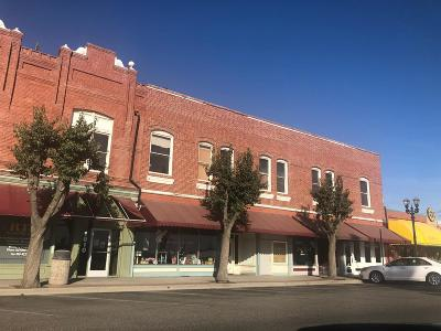 Selma Commercial For Sale: 1810 E Front Street
