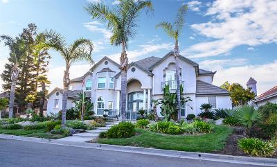 Fresno CA Single Family Home For Sale: $1,300,000