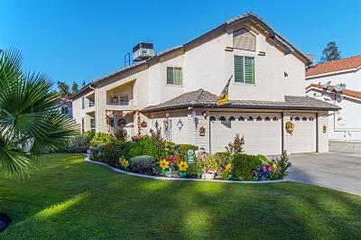 Fresno Single Family Home For Sale: 1001 E Buckhill Road