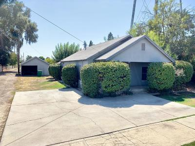 Sanger Single Family Home For Sale: 1937 9th Street