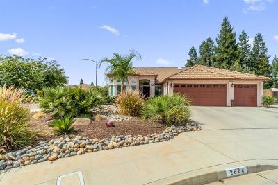 Fresno Single Family Home For Sale: 2624 E Granada Avenue